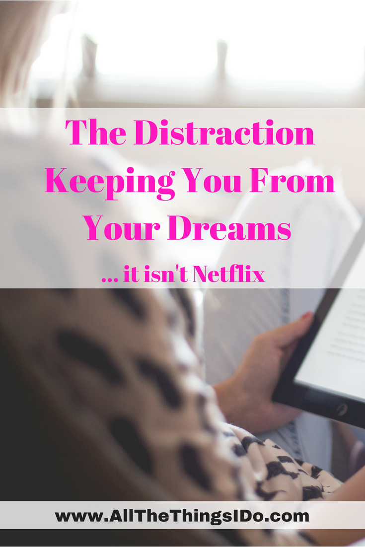 Blogger distractions