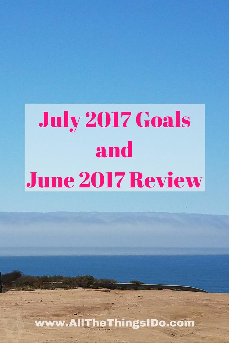 Planning Goals as a blogger